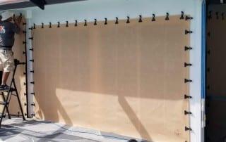 AstroGuard Hurricane fabric | Largo | Westshore Construction