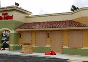Hurricane Fabric | Pollo Tropical | West Shore Construction