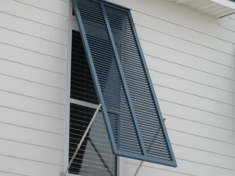 Bahama Shutters Clearwater West Shore Construction