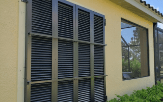 Colonial Hurricane Shutters | Clearwater | West Shore Construction