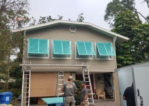 Bahama Shutters | West Shore Construction