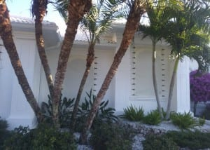 White Hurricane Fabric | Westshore Construction